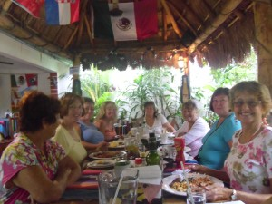 Cozumel Women's Breakfast Club