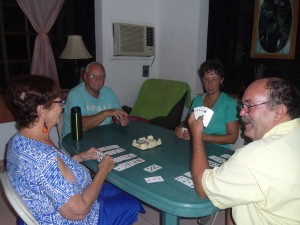 Cozumel Game Night