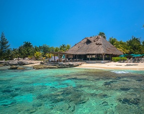 Playa Azul Beach Club Cozumel The Best Beaches In World