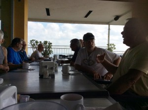 Cozumel Men's Breakfast Club men's breakfast 3
