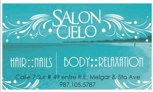 Cozumel Spas and Salons Salon Cielo massage